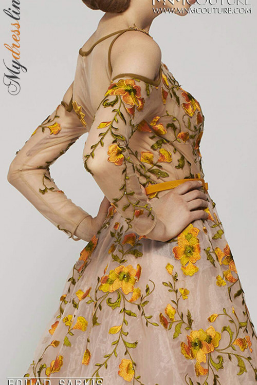 MNM Couture 2401 - MNM Couture Long Dresses