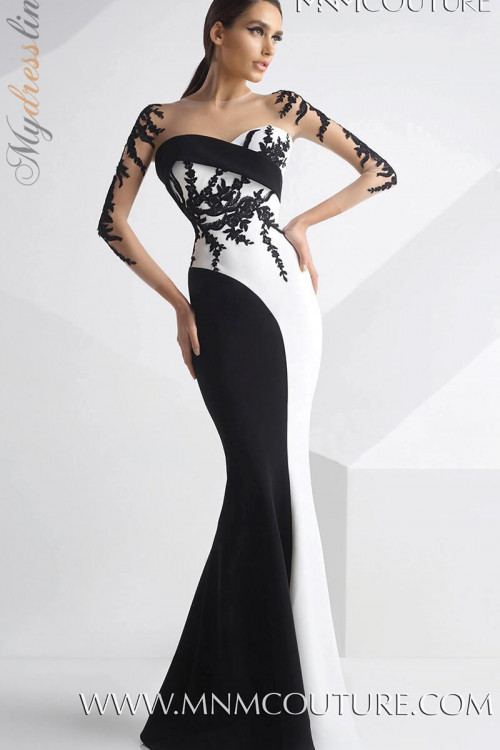 MNM Couture G0747 - MNM Couture Long Dresses