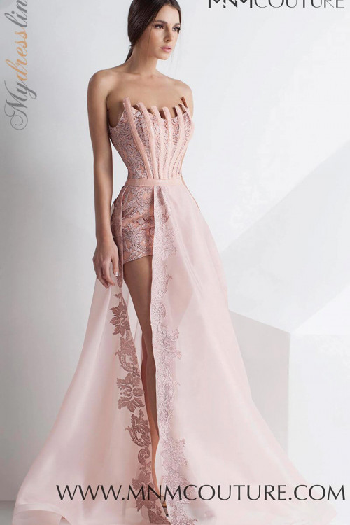 MNM Couture G0773 - MNM Couture Long Dresses