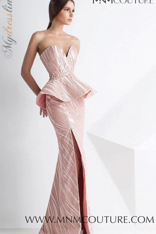 MNM Couture G0776 - MNM Couture Long Dresses