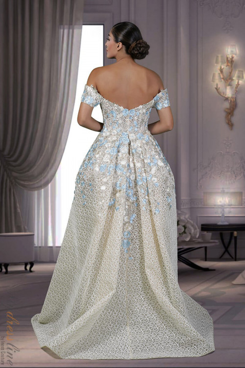 MNM Couture K3533 - MNM Couture Long Dresses