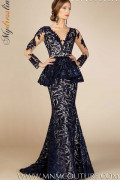 MNM Couture M0001 - MNM Couture Long Dresses