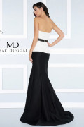 Mac Duggal 25303R - Mac Duggal Regular Size Dresses