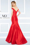 Mac Duggal 62398R - Mac Duggal Regular Size Dresses