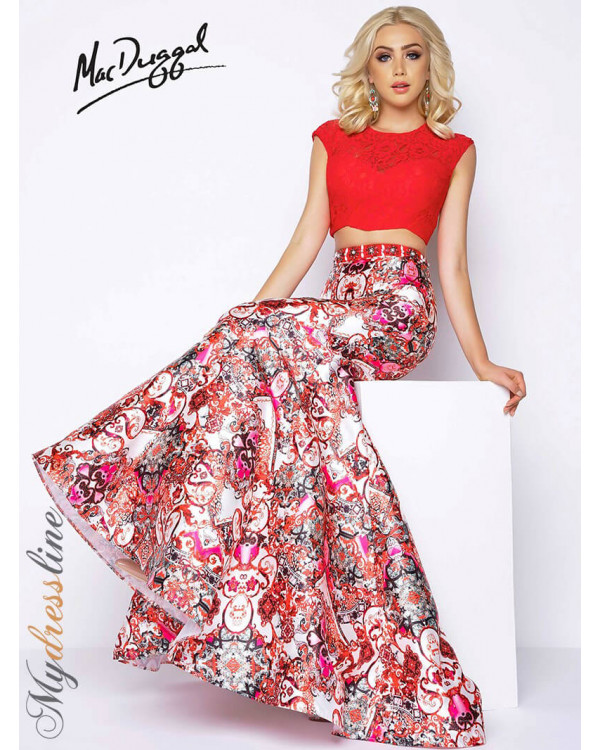 Mac Duggal 65935A - New Arrivals