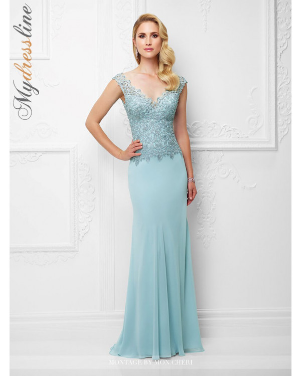 Mon Cheri Mother Of The Bride Dresses: Mon Cheri Montage 117919 Dress