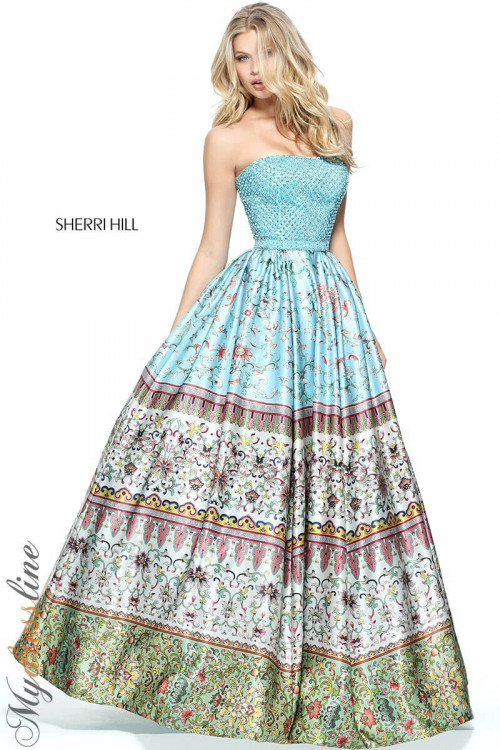Sherri Hill 51246 - New Arrivals