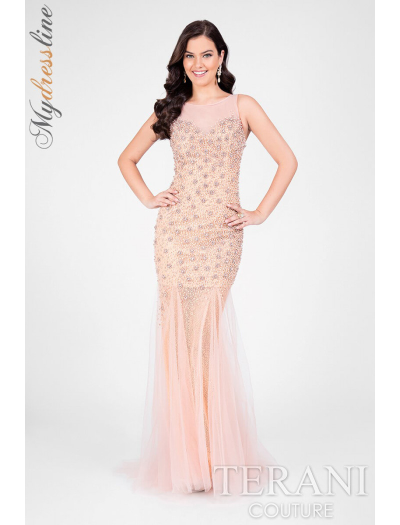 Terani Couture 1711P2591 Dress - Mydressline.com