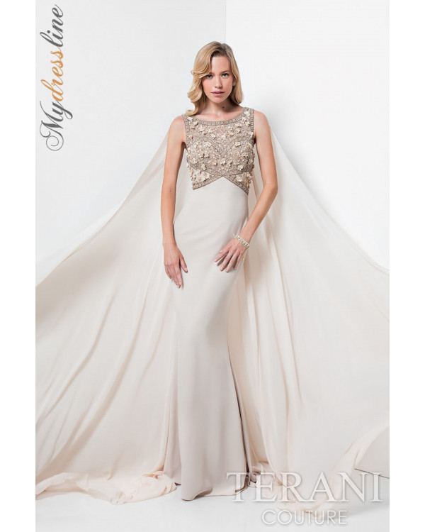 Terani Couture 1713M3460 - New Arrivals
