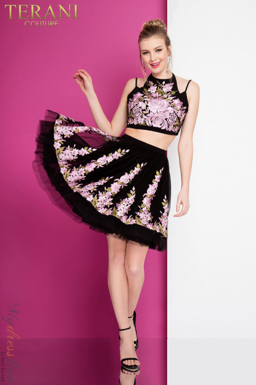 Terani Couture 1721H4513 - New Arrivals