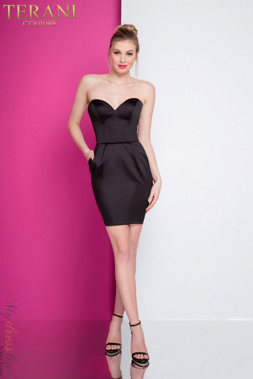 Terani Couture 1722H4599 - New Arrivals