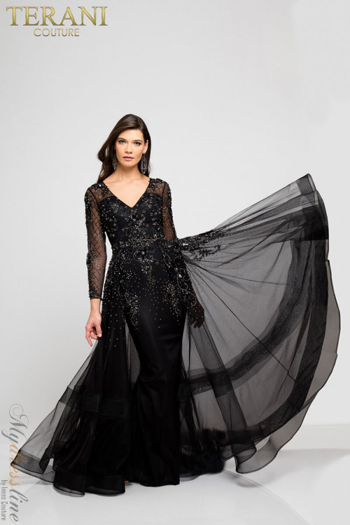 Terani Couture 1722M4354 - New Arrivals
