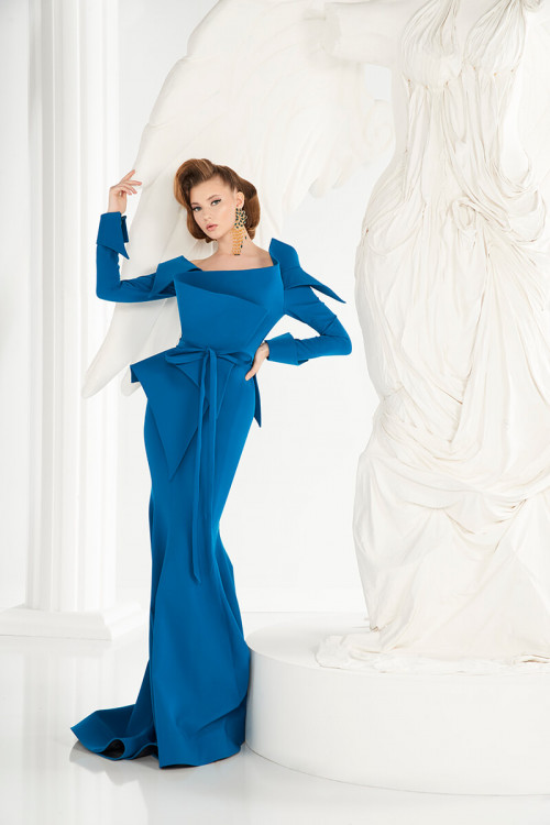 MNM Couture 2540 - MNM Couture Long Dresses