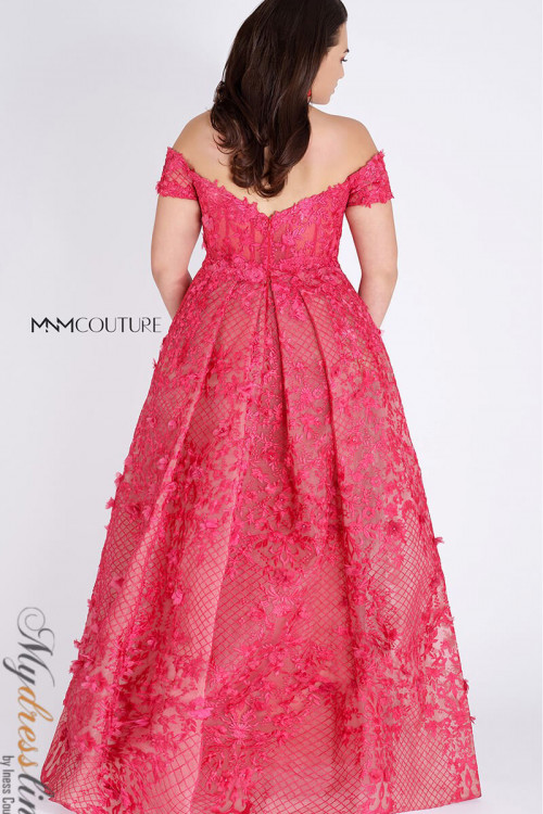 MNM Couture K3496 - MNM Couture Long Dresses