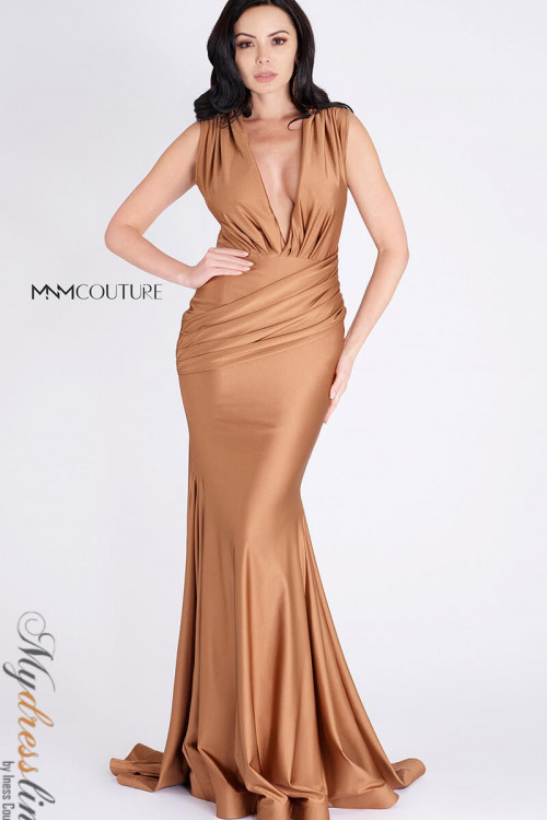 MNM Couture L0001 - MNM Couture Long Dresses