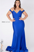 MNM Couture L0044S - MNM Couture Long Dresses