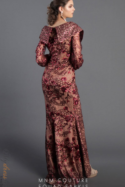 MNM Couture 2417 - MNM Couture Long Dresses