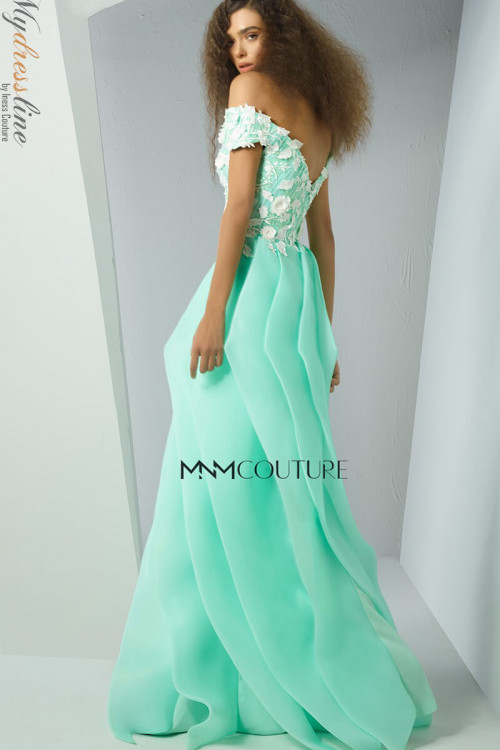 MNM Couture G0878 - MNM Couture Long Dresses
