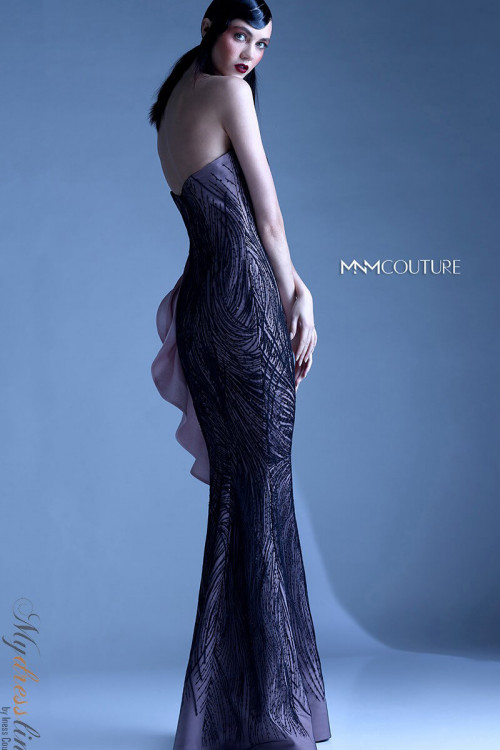 MNM Couture G0961 - MNM Couture Long Dresses