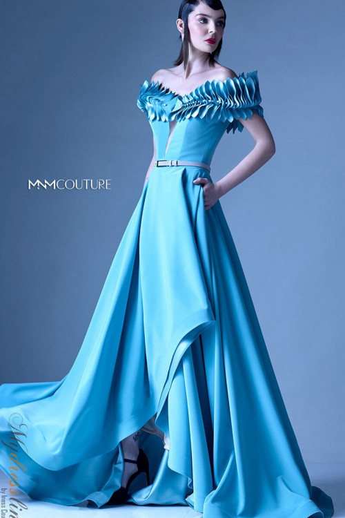 MNM Couture G0962 - MNM Couture Long Dresses