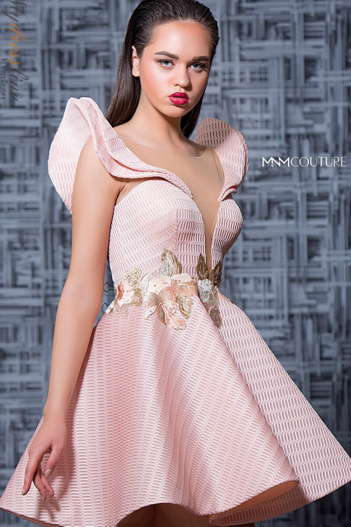 MNM Couture K3576 - MNM Couture Short Dresses