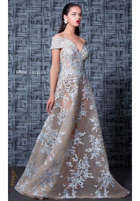 MNM Couture K3583