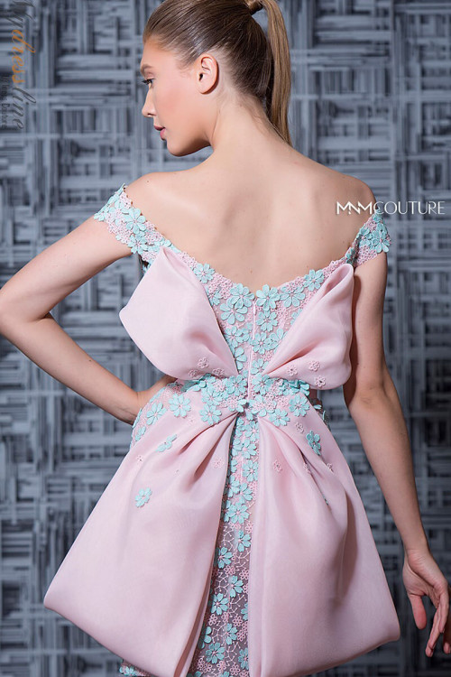 MNM Couture K3585 - MNM Couture Short Dresses