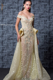 MNM Couture K3589