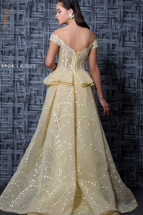 MNM Couture K3589 - MNM Couture Long Dresses