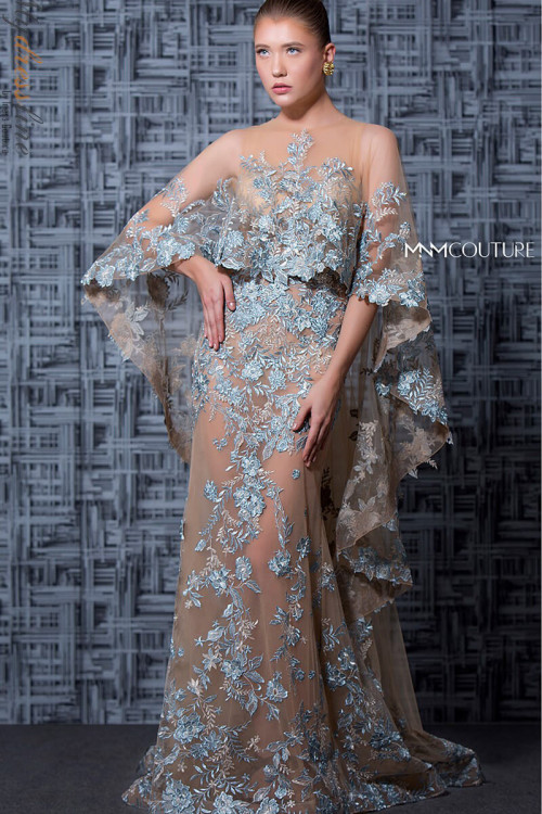 MNM Couture K3598 - MNM Couture Long Dresses