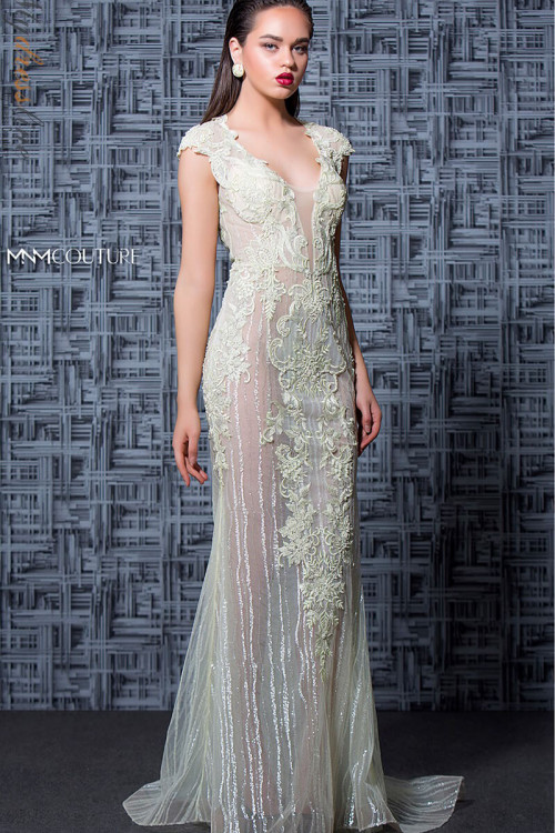 MNM Couture K3600 - MNM Couture Long Dresses