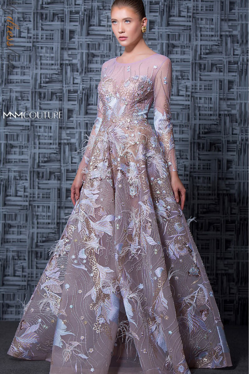 MNM Couture K3603 - MNM Couture Long Dresses