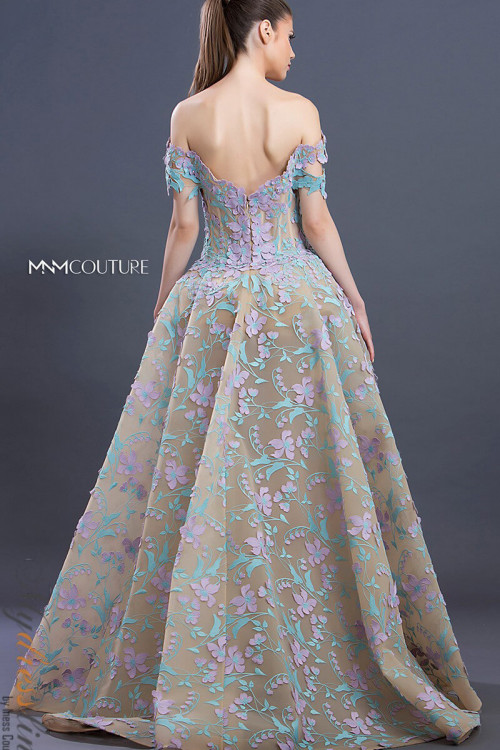 MNM Couture K3637 - MNM Couture Long Dresses