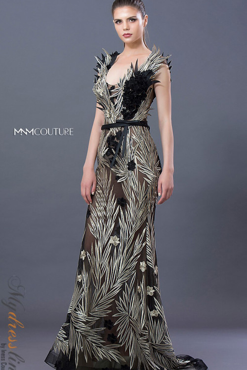 MNM Couture K3642 - MNM Couture Long Dresses