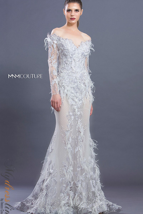 MNM Couture K3648 - MNM Couture Long Dresses