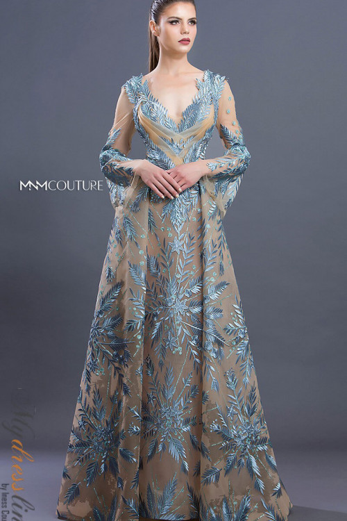 MNM Couture K3652 - MNM Couture Long Dresses