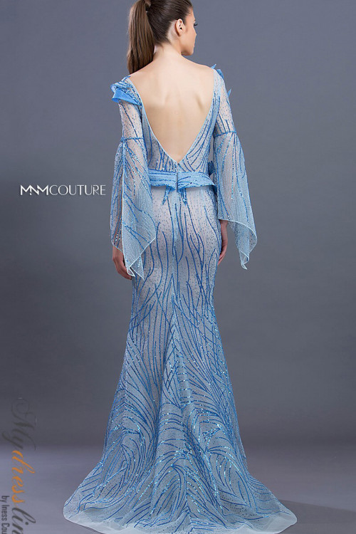 MNM Couture K3657 - MNM Couture Long Dresses