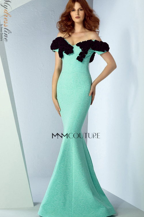 MNM Couture G0854 - MNM Couture Long Dresses