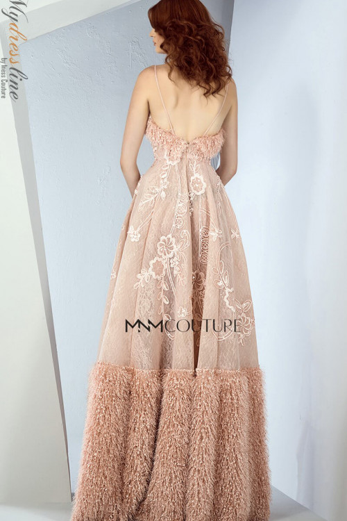 MNM Couture G0856 - MNM Couture Long Dresses