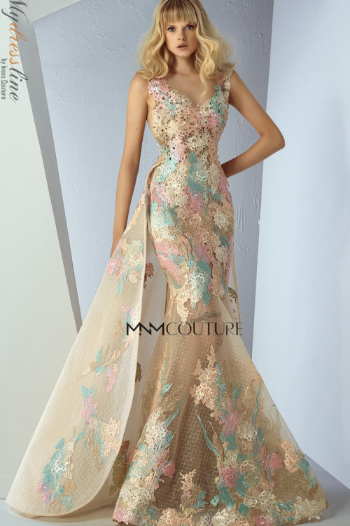 MNM Couture G0863 - MNM Couture Long Dresses