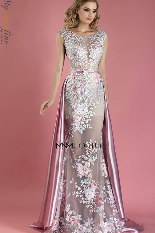 MNM Couture K3557 - MNM Couture Long Dresses