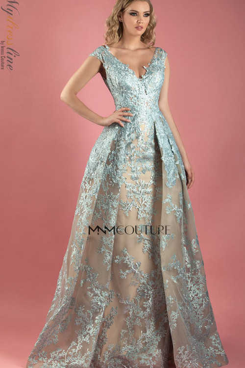 MNM Couture K3562 - MNM Couture Long Dresses