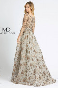 Mac Duggal 20123D - Mac Duggal Regular Size Dresses
