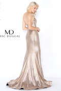 Mac Duggal 66491M - Mac Duggal Regular Size Dresses