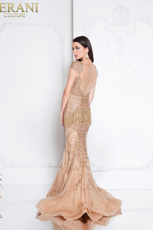 Terani Couture 1811GL6452 - New Arrivals