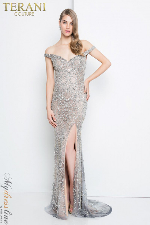 Terani Couture 1811P5261 - New Arrivals