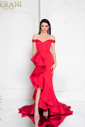 Terani Couture 1812E5384 - New Arrivals