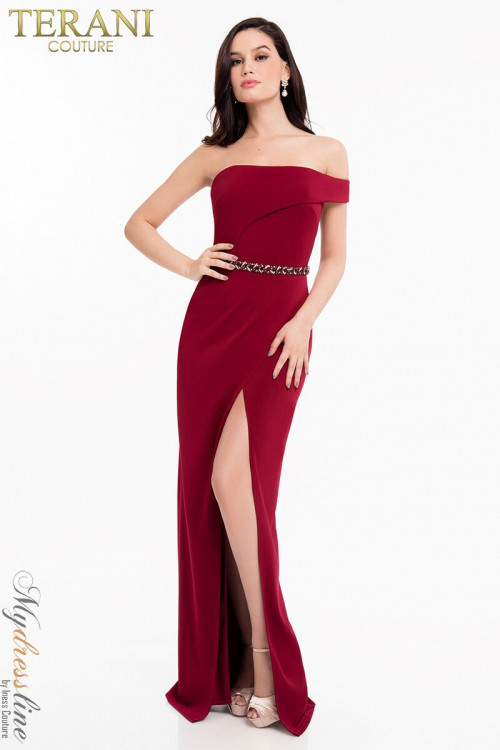 Terani Couture 1821E7101 - New Arrivals