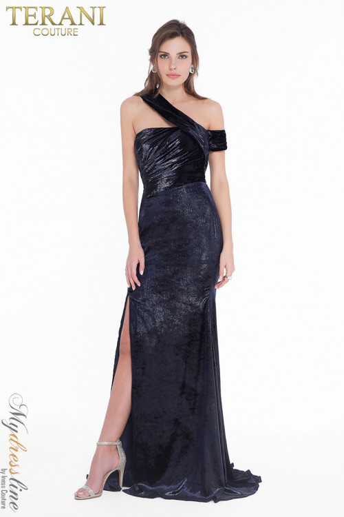 Terani Couture 1821E7149 - New Arrivals