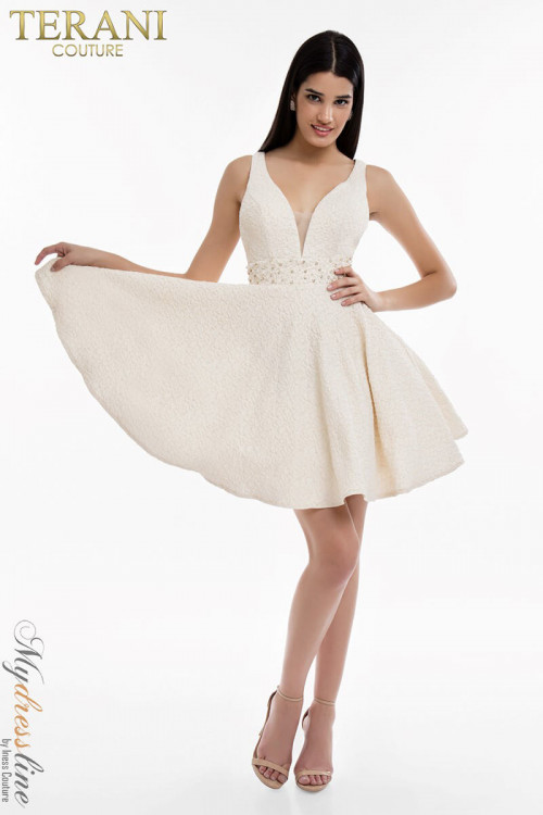 Terani Couture 1821H7915 - New Arrivals